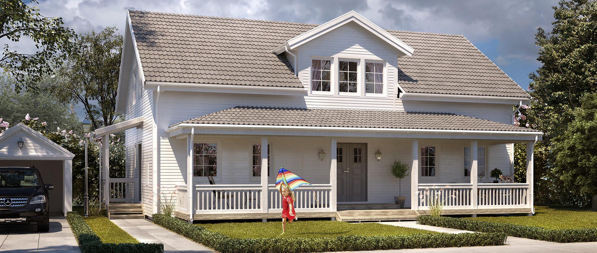 hjältevadshus, bygga hus, nybyggt, sol 170